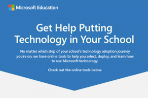 Get Help Putting Technology in Your School
