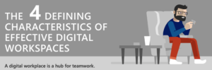 The 4 defining characteristics of effective digital workspaces
