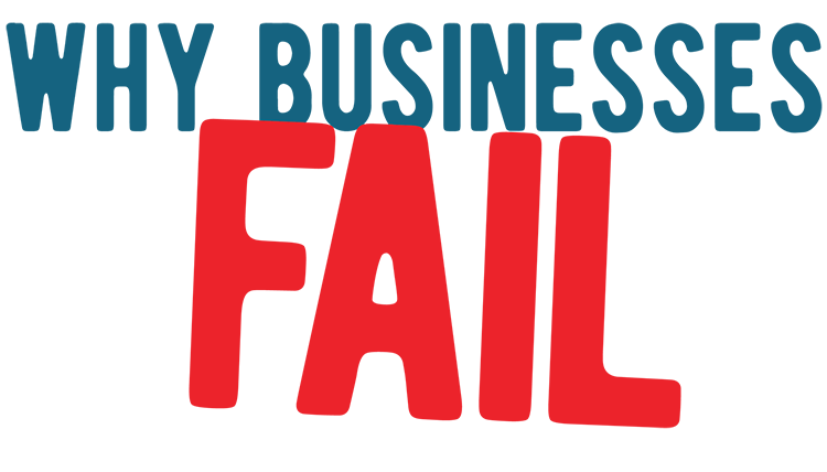 why businesses fail